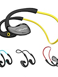 cheap -AWEI A880BL Sport Neckband NFC Bluetooth Headset Wireless Earbuds Bluetooth