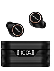 cheap -Lenovo LP12 Wireless Earbuds TWS Headphones Bluetooth 5.0 Stereo with LED Battery Display Charging Box for Mobile Phone