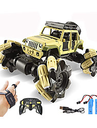 cheap -Toy Car Remote Control Car High Speed Waterproof Rechargeable Remote Control / RC with Gesture Control Buggy (Off-road) Stunt Car Racing Car 2.4G For Kid's Adults' Gift