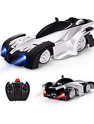 cheap -RC Cars for Kids Remote Control Car Toys with Wall Climbing,Low Power Protection,Wall & Land Dual-Mode,360°Rotating Stunt,Rechargeable High Speed Mini Toy Vehicles with LED Lights,Great Gifts