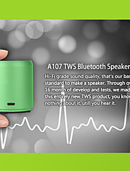 cheap -A107 Bluetooth Subwoofer Portable For Mobile Phone
