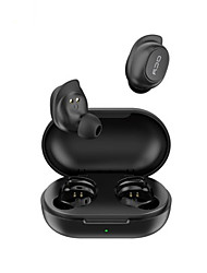 cheap -QCY T9 Wireless Earbuds TWS Headphones APP Control Bluetooth5.0 True Wireless with Charging Box Waterproof IPX4 Auto Pairing Pop Up Window for Mobile Phone