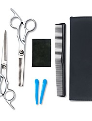cheap -Hair Cutting Scissors Head Hair Trimmers Wet and Dry Shave Stainless steel
