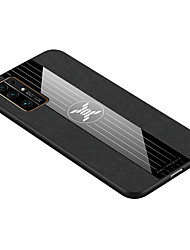 cheap -Phone Case For Huawei Back Cover Huawei Honor Play 3 Huawei Honor Play 3e Huawei Honor 10 Honor V20 Honor 10i Honor 20i Huawei Honor View 10 Huawei Honor 9i Honor 8X Honor 20 Shockproof Solid Color PC