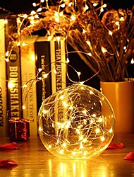 cheap -Holiday Lights DC 10M Fairy Lights 12V 1A Adapter ChristmasNew YearWedding Decoration Lights Led Strings