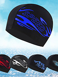 cheap -Swim Cap for Adults Polyester / Polyamide Waterproof Soft Stretchy Swimming Surfing