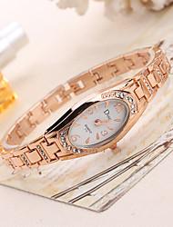 cheap -Women's Steel Band Watches Analog - Digital Quartz Glitter Sparkle Diamond