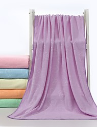 cheap -Superior Quality Bath Towel, Floral / Fashion 100% Micro Fiber / 100% Polyester Bathroom 1 pcs