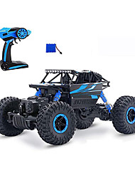 cheap -Toy Car Remote Control Car High Speed Waterproof Rechargeable Remote Control / RC Wall Climbing Buggy (Off-road) Stunt Car Racing Car 2.4G For Kid's Adults' Gift