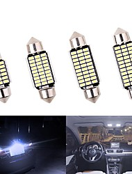 cheap -Car LED Side Marker Lights Light Bulbs SMD 4014 2 W For universal All years 10pcs