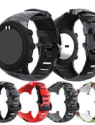 cheap -Smart Watch Band for Suunto 1 pcs Sport Band Silicone Replacement  Wrist Strap for SUUNTO CORE