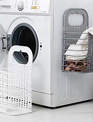 cheap -Tools Foldable / Storage / Multifunction Modern Contemporary PP 2pcs Bath Organization