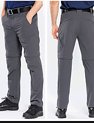 cheap -Men's Hiking Pants Trousers Hunting Pants Tactical Cargo Pants Waterproof Removable Ventilation Quick Dry Fall Spring Summer Solid Colored for Please consult customer service for large quantities