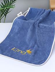 cheap -LITB Basic Bathroom Soft Coral Fleece Hand Towel Comfortable Daily Home Wash Towels 1 pcs 35*75cm