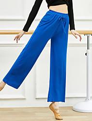 cheap -Activewear Pants Cinch Cord Ruching Bandage Women's Training Performance High Modal
