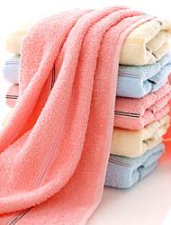 cheap -Superior Quality Wash Cloth, Lines / Waves Pure Cotton Bathroom 4 pcs