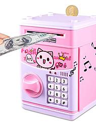 cheap -Piggy Bank / Money Bank Electronic Piggy Bank Fish Cute For Teenager Children's Boys' Girls' / 14 Years & Up