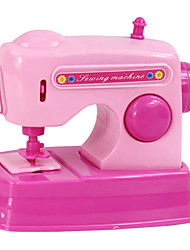 cheap -Pretend Professions & Role Playing Sewing Machine Portable Electric Plastic Metal Kid's Girls' Toy Gift 1 pcs / 14 Years & Up
