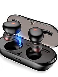 cheap -LITBest Wireless Earbuds TWS Bluetooth 5.0 Earhook Headphones Mini Earphones Touch Control Waterproof Stereo Sport Earbuds for Smartphones Windows