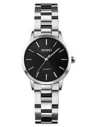 cheap -SKMEI Women's Quartz Watches Analog Quartz Stylish Minimalist Cool / One Year / Stainless Steel
