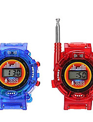 cheap -Toy Walkie Talkies Toy Watch Smart Electronic Cartoon Design with Screen Kids Boys and Girls Toy Gift