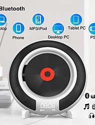 cheap -Cd Player Portable Home Audio Boombox With Remote Control Fm Radio Built-in Hifi Speakers Usb Mp3 Alarm Clock