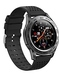 cheap -F11 Unisex Smartwatch Fitness Running Watch Bluetooth Heart Rate Monitor Blood Pressure Measurement Thermometer Health Care Blood Oxygen Monitor Stopwatch Pedometer Activity Tracker Sleep Tracker