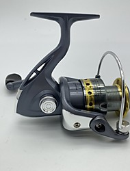 cheap -Fishing Reel Spinning Reel / Sea Fishing Reel 5.5:1 Gear Ratio 6 Ball Bearings Foldable for Bait Casting / Spinning / Lure Fishing