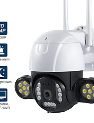 cheap -WAZA ST-496-3M-IC 3 mp IP Camera Indoor Support