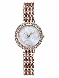 cheap -Women's Waterproof Watch, Trend Temperament Student Women's Watch, Fashion Trendy Stainless Steel Strap, Business Luxury Exquisite Watch, Casual Teen Girl Gift Adapt to Ladies, Girls