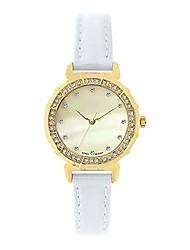 cheap -Women Watches Leather Band Luxury Quartz Watches,Vintage Diamond Watch,Fashion Red Girl Watch,Waterproof Luxury Watches Adapt to Ladies Girls