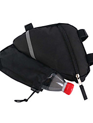 cheap -Bike Handlebar Bag Multifunctional Wearable Durable Bike Bag Oxford Cloth Bicycle Bag Cycle Bag All Phones Outdoor Exercise