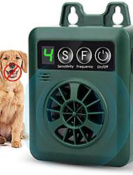 cheap -Pet Dog Ultrasonic Bark Control Device Upgraded Rechargeable Digital Bark Control Outdoor Anti Barking Dog Bark Control Sonic Bark Deterrents Silencer Stop Barking