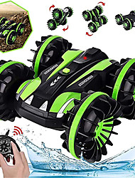 cheap -Toy Car Remote Control Car High Speed Waterproof Rechargeable 360° Rotation Remote Control / RC Buggy (Off-road) Stunt Car Racing Car 2.4G For Kid's Adults' Gift