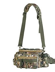 cheap -Fishing Tackle Bag Tackle Box Waterproof Nylon 34 cm