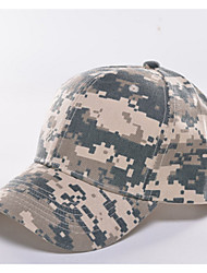 cheap -Men's Baseball Cap Fishing Hat Hunting Hat Outdoor UV Sun Protection UPF50+ Quick Dry Breathable Spring Summer Hat Hunting Baseball Camouflage Color Camouflage Blue Jungle camouflage