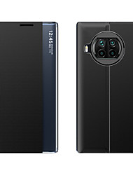 cheap -Smart Mirror Flip Phone Case for Xiaomi Mi 10T Lite 10T Pro Poco X3 NFC Full Body Protective Cases with Windows for Redmi Note 9 9Pro Max Redmi 9A/9C Redmi Note 8/8T/8Pro