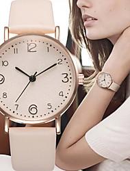 cheap -Women's Quartz Watches Analog - Digital Quartz Stylish Elegant Large Dial