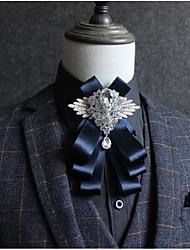 cheap -Men's Tie Vintage Silk Formal Evening / Party & Evening Tie Bar