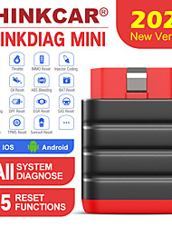 cheap -Thinkcar Thinkdiag Mini OBD2 Scanner Bluetooth Professional OBD 2 Automotive Scanner 15 Reset Service Easydiag Diagnostic Tool