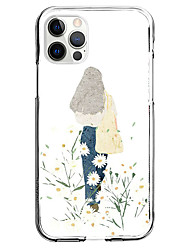 cheap -Creative Graphic Case For Apple iPhone 12 iPhone 11 iPhone 12 Pro Max Unique Design Protective Case Pattern Back Cover TPU