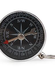 cheap -Compasses Navigation Metal Hiking Camping Black