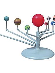 cheap -Solar System Painting Toy Model Building Kit DIY Nine Planets Kid's Boys' Girls' Toy Gift 1 pcs