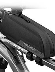 cheap -CoolChange Bike Frame Bag Top Tube Reflective Lightweight Rain Waterproof Bike Bag TPU Bicycle Bag Cycle Bag School