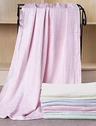 cheap -Superior Quality Bath Towel, Solid Colored / Fashion 100% Bamboo Fiber Bathroom 1 pcs