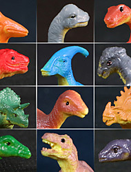 cheap -Model Building Kit Dinosaur PVC 12 pcs Adults' Party Favors, Science Gift Education Toys for Kids and Adults