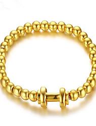 cheap -Women's Chain Bracelet Classic Flower Stylish Alloy Bracelet Jewelry Gold For Anniversary Gift Date Festival