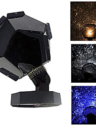 cheap -Star Galaxy Starry Sky Universe Starry Night Light Star Light LED Lighting Light Up Toy Constellation Lamp Star Projector Rotating DIY Simulation Kids Adults for Birthday Gifts and Party Favors  1 pcs