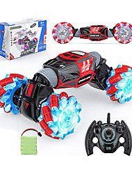 cheap -Toy Car Remote Control Car High Speed Waterproof Rechargeable Remote Control / RC Music & Light Buggy (Off-road) Stunt Car Racing Car 2.4G For Kid's Adults' Gift
