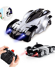 cheap -Wall Climbing Remote Control Car Dual Mode 360° Rotating RC Stunt Cars with Headlight Rechargeable Toys for Boys Gift for 4 5 6 7 8-12 Year Old Kids